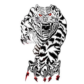 Mode Heren Waterdicht Tijger Nieuwe Tijdelijke Tattoo Ontwerp Buy Nieuwe Tijdelijke Tattoo Ontwerpnieuwe Tattoo Ontwerpnieuwe Tijdelijke Tattoo