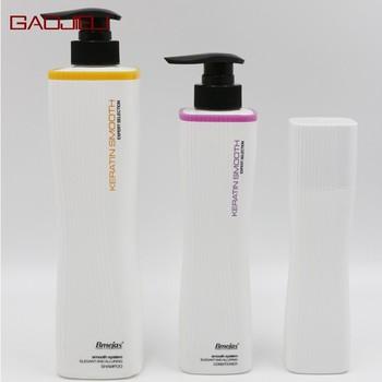 Decorative Plastic Bottles For Shampoo Unique 300Ml 500Ml 750Ml Decorative Plastic Shampoo Bottles Personalized Inspiration