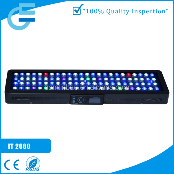 evergrow aktualisiert it2080 programmabler 20000k aquarium led licht led aquarium lichter. Black Bedroom Furniture Sets. Home Design Ideas