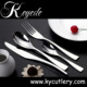 new products set cutlery stainless steel bulk flatware