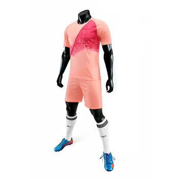 New model adults soccer sports wear football jersey soccer