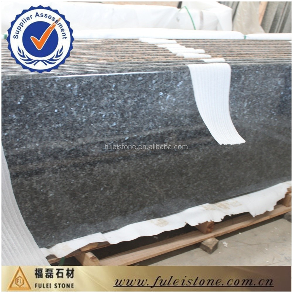 Blue Pearl Granite Epoxy Resin Kitchen Countertop   Buy Epoxy Resin Kitchen  Countertop,Blue Granite Countertop,Blue Stone Kitchen Countertop Product On  ...