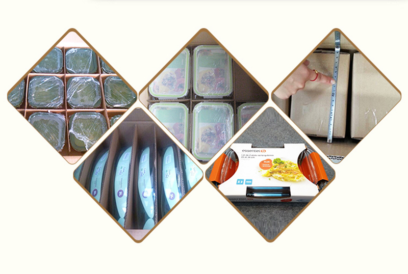 High borosilicate glass baking dishes and pans type and pie dishes pan