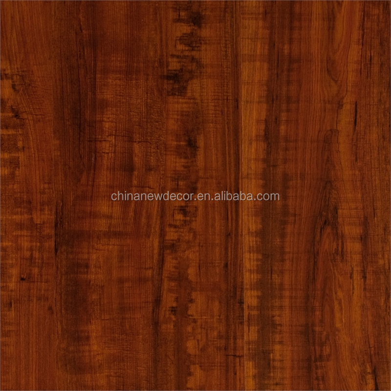 AC3 AC4 laminate floor with waxed waterproof/ cheap price float floor