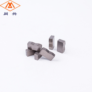 Factory direct sale cutting tools diamond segment for granite marble blocks and other stones
