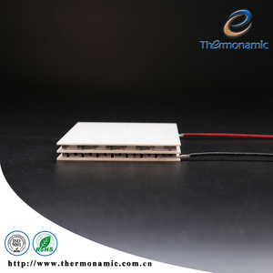 Two Stages Peltier thermoelectric module TEC2-127-63-08