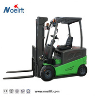 China 2.5T four-wheeler electric forklift