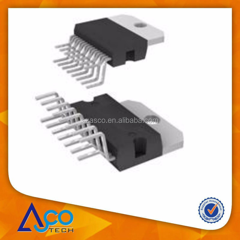 TDA7294 IC AMP AUDIO 100W AB MULTIWATT15 Amplifier IC Linear - Amplifiers - Audio Integrated Circuits