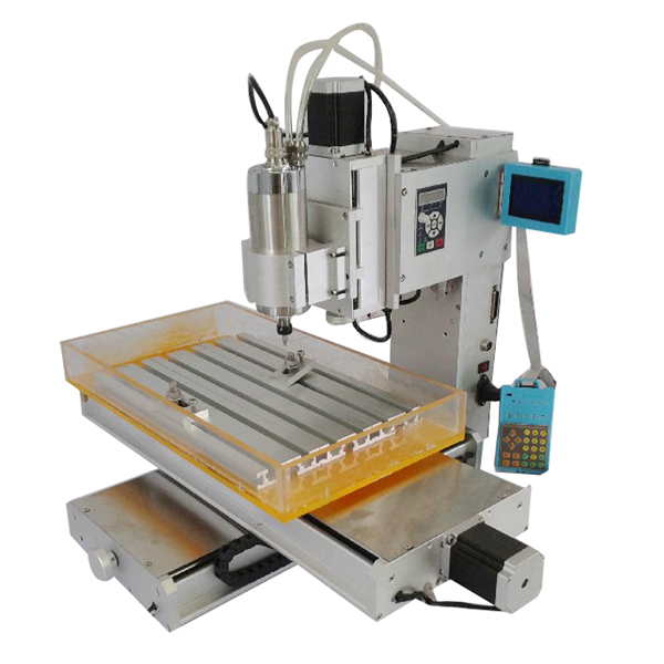 3 Axis 2200w Cross Slide Table Hy 3040 Cnc Milling Machine Price