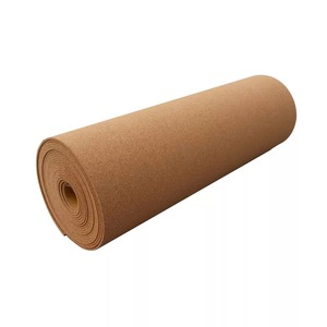 Flooring Accessories Eco Cork Underlay Roll Good Density 2mm thick