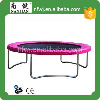 Best Selling Rectangular Trampoline With Closure Net Buy