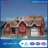 Two bedroom prefabricated best design portable cabin