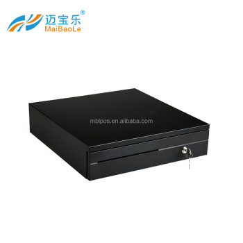 RJ11 interface Metal money box cash drawer electronic hidden for register Rj11 Interface Money Box Cash Drawer Electronic Hidden For