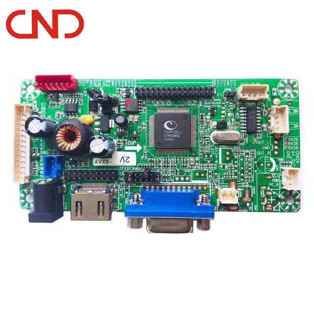 Lcd Controller Board With Hdmi For 7