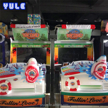 <span class=keywords><strong>YULE</strong></span> LET 'S GO ISLAND! Coin Operated Video Distributore Automatico Simulatore Arcade Gioco di Tiro Macchina