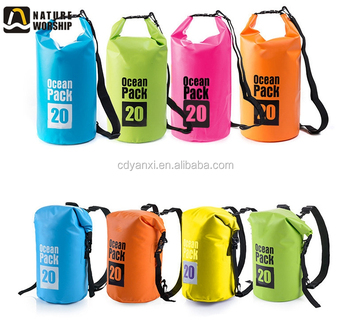 8848e477ba Wholesale Price Outdoor Sports Waterproof Backpack Swim Diving Dry Bags