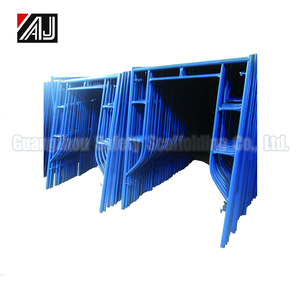 Hot Sale H Frame Scaffolding System Parts
