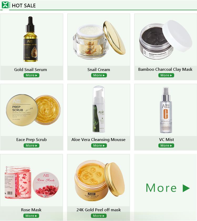 Groothandel 50 ml Heren Huidverzorging Hydraterende Krimpen Poriën Aminozuur Gezichtsreiniging Mousse