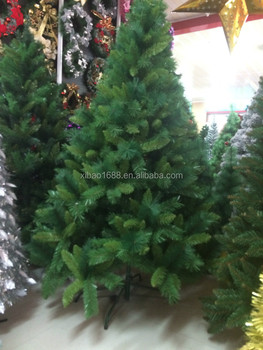 zhengjiang xibao hot selling artificial christmas tree 18m big and best price xmas - Outdoor Artificial Christmas Tree
