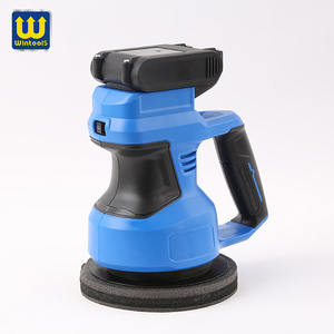18V 1.5Ah Cordless Handheld Electric Orbital Car Polisher