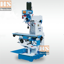 Factory Outlet zx6350A milling drilling machine, table xyz automatic feed, There are vertical milling and horizontal milling