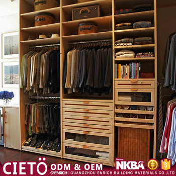 Multifunction Wooden Almirah Design Wardrobe In The Wall Home ...