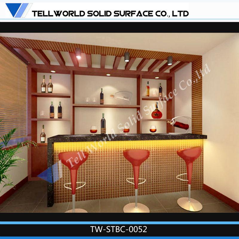 Modernos muebles de bar cocina bar mostrador dise os con for Muebles para bar precios
