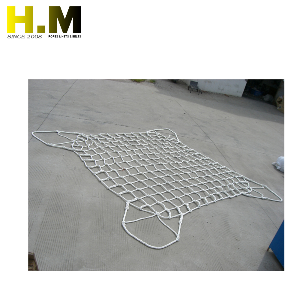 Practical Rope Fixed Helmet Sundries Cargo Mesh Net