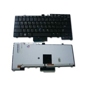 Stock backlight keyboard for laptops for dell Latitude E6410 E6400 E6510  E6500 keyboards