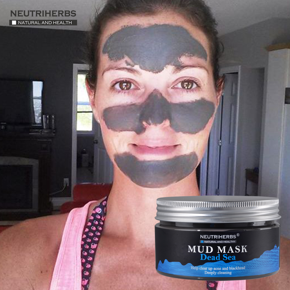 Best Wholesale Treat Acne Minimize Pores Pure Body Naturals Dead Sea Mud Mask For Body Clean Moisturizing