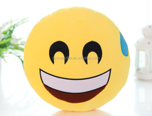 Cheap Top Selling PP Cotton Emoji Pillow Octopus Plush Toy