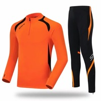 Quick dry sports kits track suits training soccer jersey for men and women