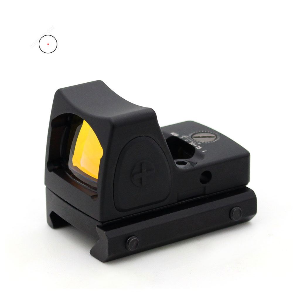 Gun accessories upgraded RMR red dot sight riflescopes 2-3MOA reflex sight 800g shockproof collimator sight