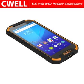 65 Zoll Großen Bildschirm Handy Runbo F2 Mtk6735 Quad Core Android
