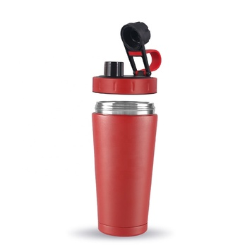 2019 double wall thermal water bottle