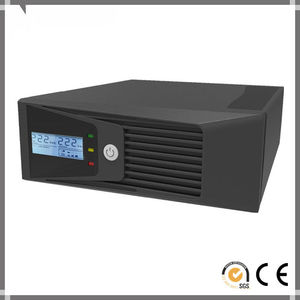 Fujitsu full automatic dc ac battery inverter with charger current 20A  500VA-2000VA
