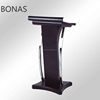 Speech podium stand, mobile podium,modern church podium