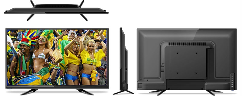 "OEM/ODM 32"" 32 Inch LED Tv 12 Volt Tv"