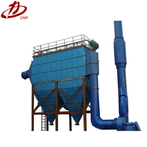 Industrial Pulse Bag Modular Dust Collector