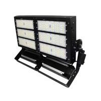 50W Outdoor Rechargeable Portable Stadium Sports Led Flood Light