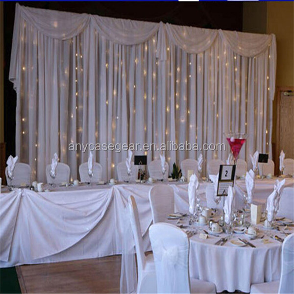 Wedding Party Use Backdrop Pipe Stand And Drape Al Portable