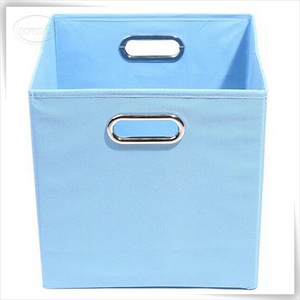 High quality foldable nonwoven kids storage boxes