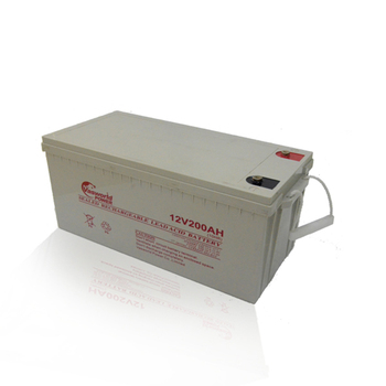 24v 200ah Deep Cycle Solar Battery By Two 12v 200ah In Series