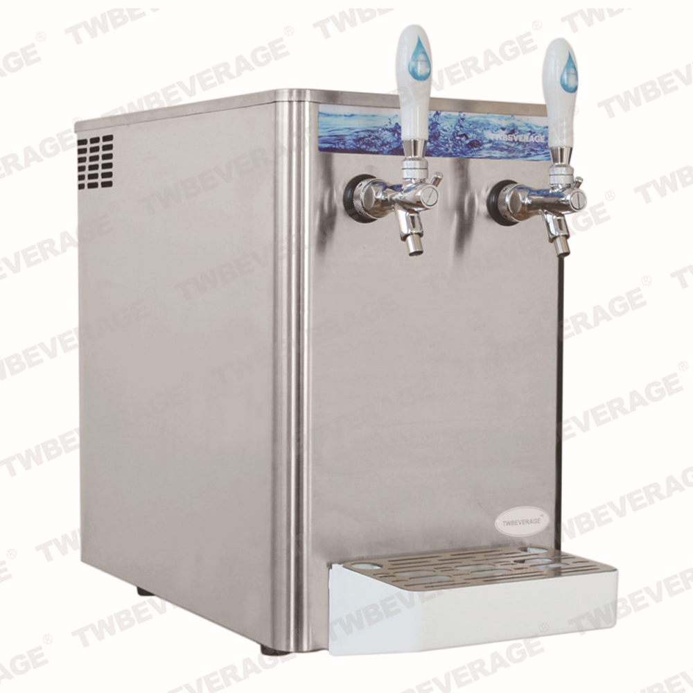 Experienced manufacturer tabletop beer dispenser with ice bank cooling