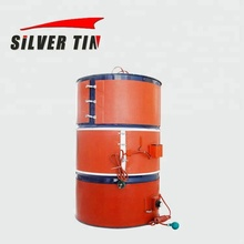 55 Gallon Heavy Duty Silicone Rubber Drum Heaters and Pail Heaters