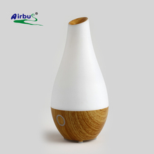2018 ultrasonic essential oil diffuser gỗ aroma dispenser
