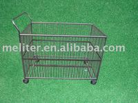 Durable golf ball basket