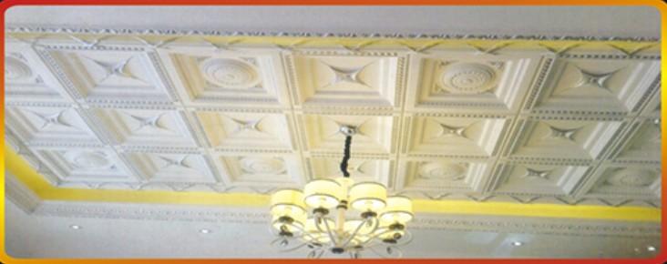 Polyurethane Pu Foam Elegant Corner And Frames Wall Decorative ...