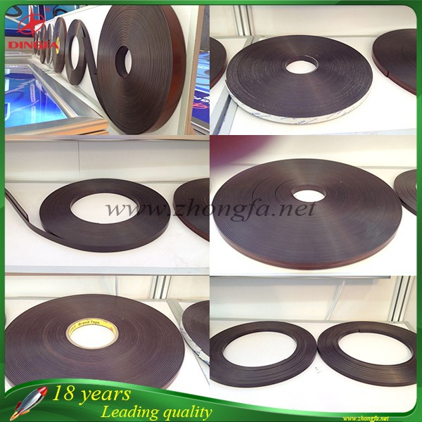 China magnet products leader rubber magnet tape