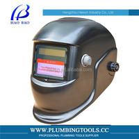 HX-TN08 Protective face shield, Solar welding helmet, Auto darkening welding helmet with CE certificate